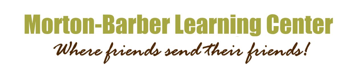 Morton-Barber Learning Center